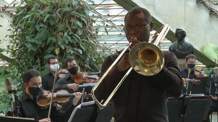 Orquestra em maio
